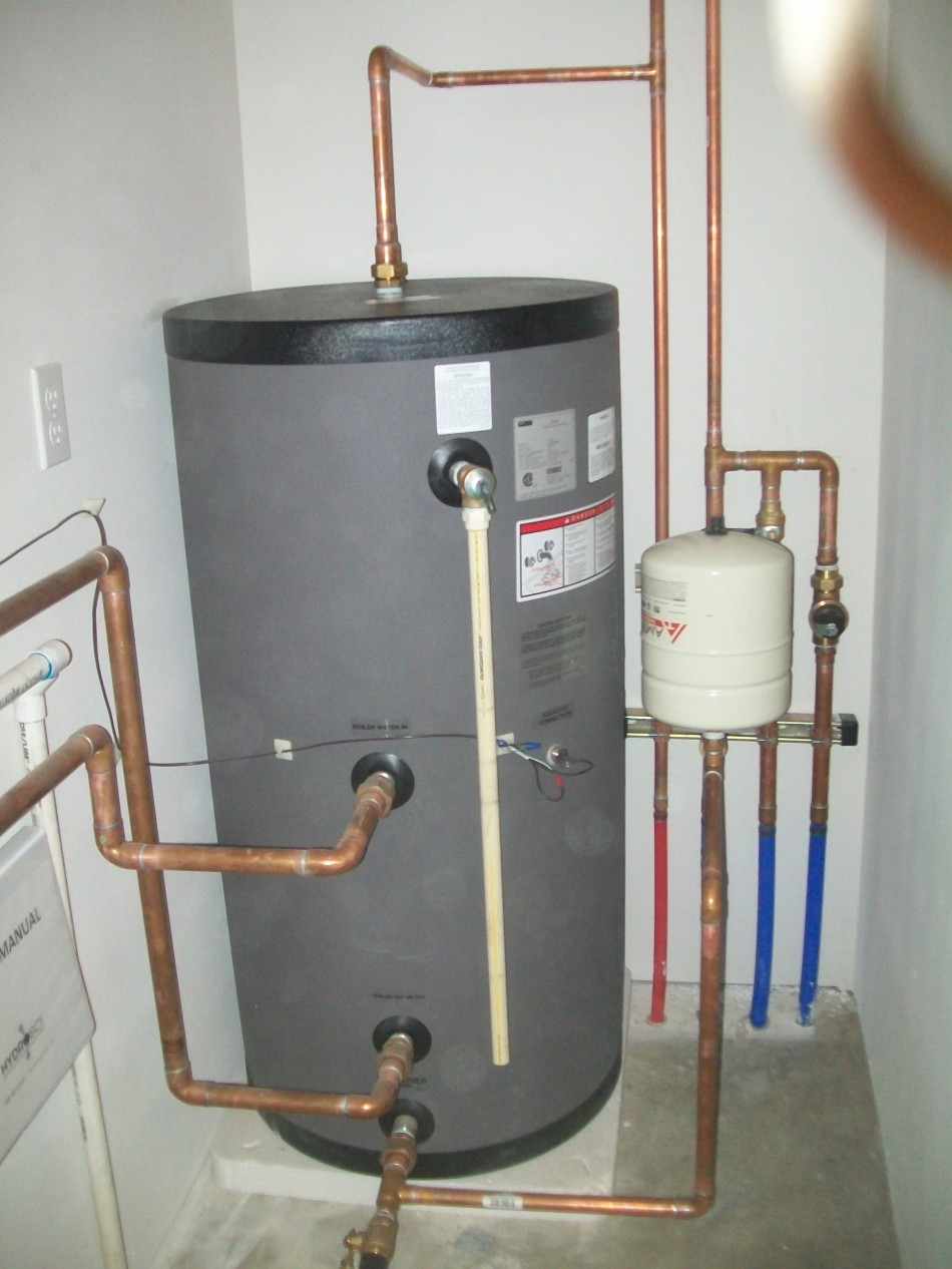 Domestic Hot Water Heating Systems Hydrosci