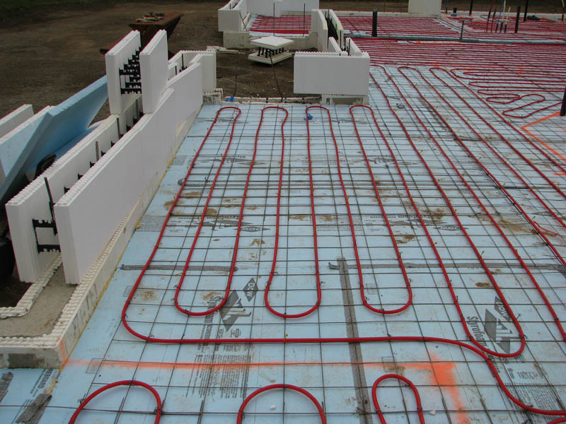 Radiant floor heating systems hydrosci professionals Radiant floors